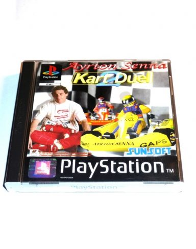 Ayrton Senna Kart Duel 2
