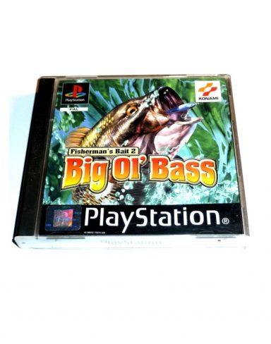 Big Ol' Bass – Fisherman's Bait 2