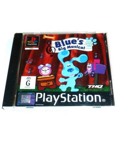 Blue's Clues – Blue's Big Musical