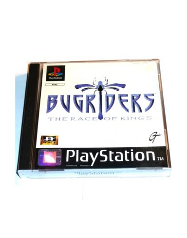 Bugriders – The race of kings