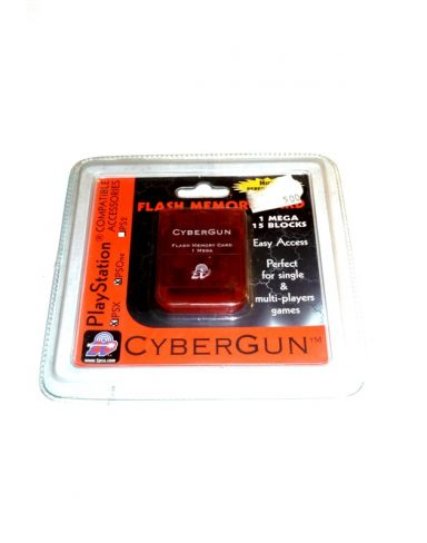 Cybergun – Clear red