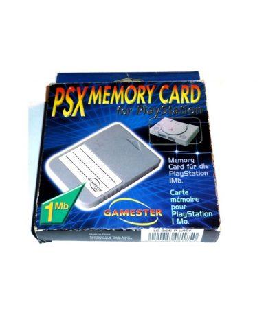 Gamester – Psx Memory Card