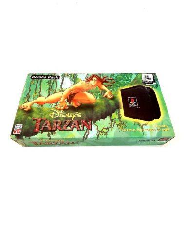 Combo Pack – Disney's Tarzan