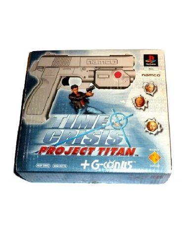 Gun Pack – Time crisis Project titan