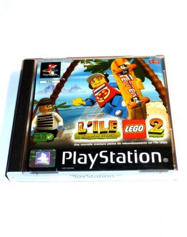 L'Ile Lego 2 – La Revanche de Casbrick