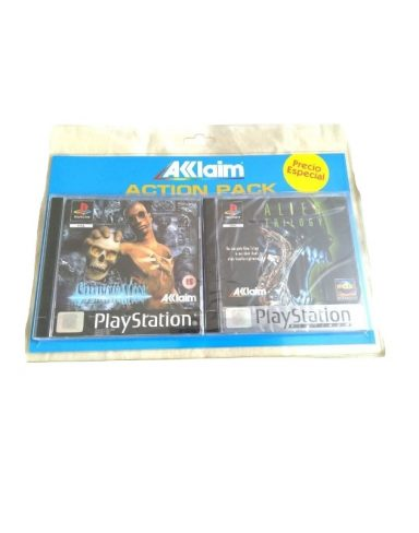 Acclaim action pack