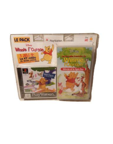 Disney's Winnie l'ourson c'est la recre ! + VHS