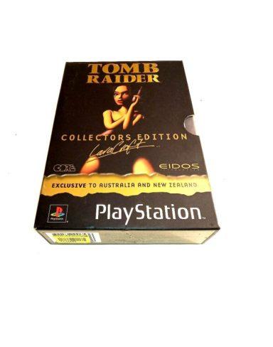 Tomb raider Collectors edition