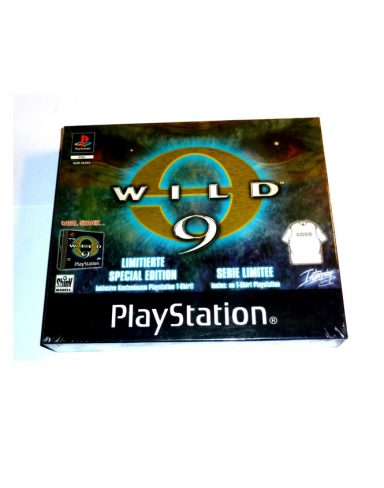 Wild 9 limited edition