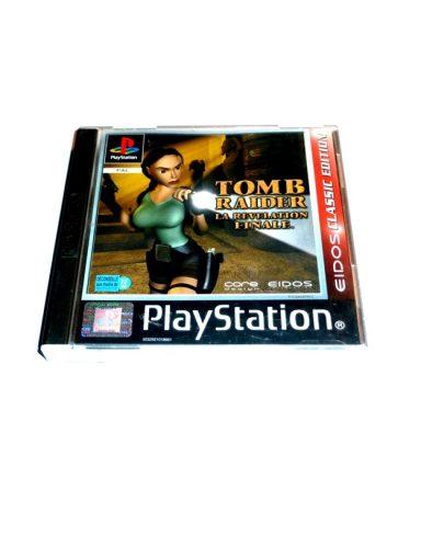 Tomb Raider IV – La Revelation Finale