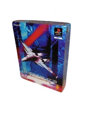 Ace Combat 3 – Electrosphere