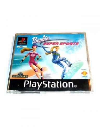 Barbie Super Sports