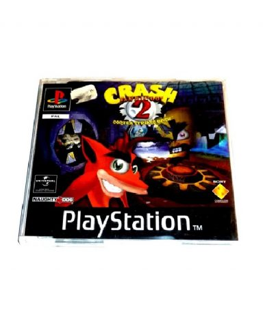 Crash Bandicoot 2 – Cortex Strikes Back