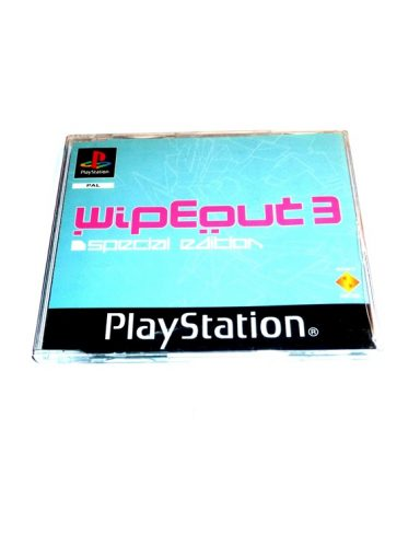 Wipeout 3 [Special Edition]