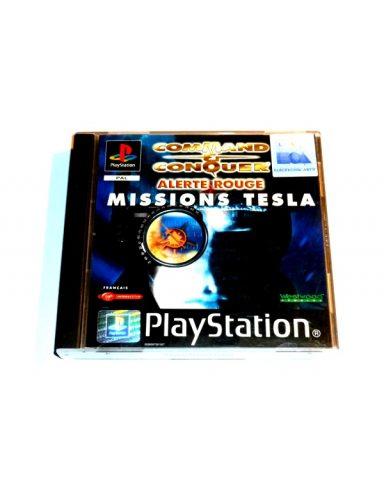 Command & Conquer – Alerte Rouge – Missions Tesla