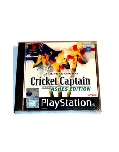 Cricket Captain ashes