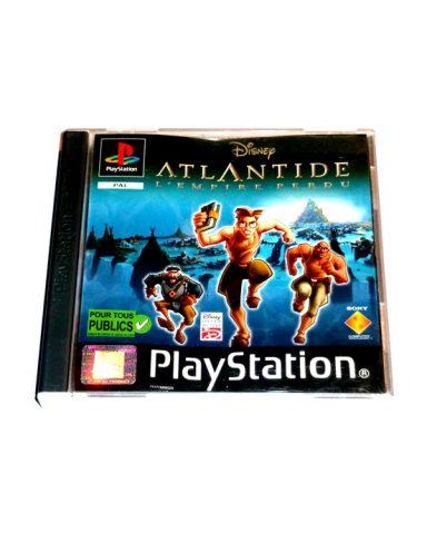 Disney's Atlantide L'Empire Perdu