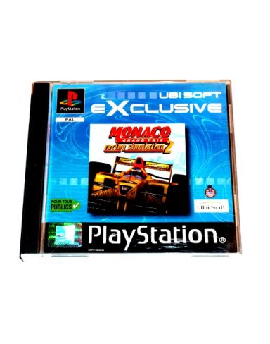 Monaco Grand Prix – Racing Simulation 2
