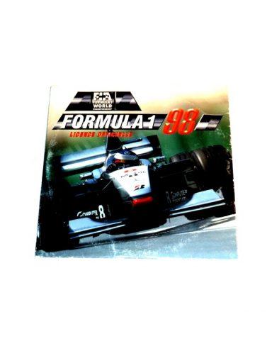 Formula 1 98 demo