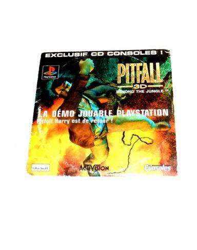 CD Consoles N°40 – Pitfall 3D demo