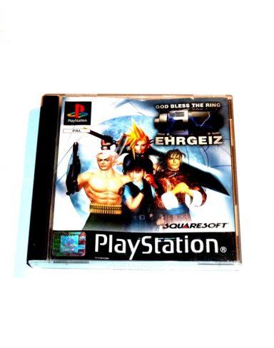 Ehrgeiz – God Bless the Ring