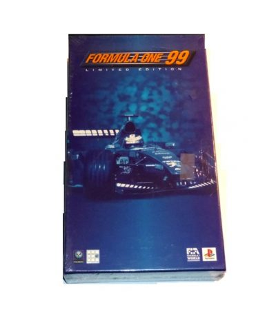 Formula one 99 Limited edition