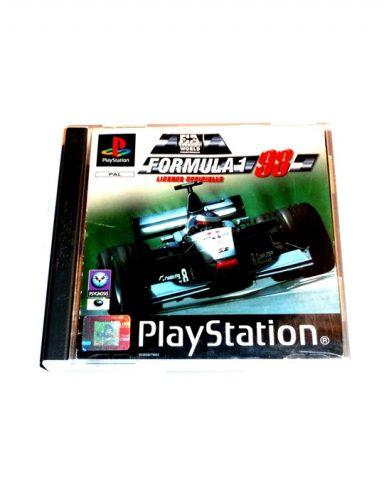 Formula one 98