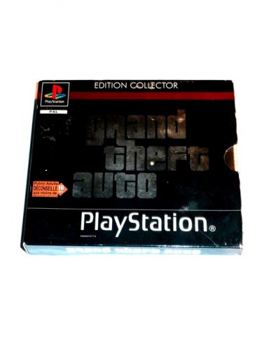 Grand Theft Auto – Collector's Edition