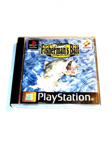 Fisherman's Bait – A Bass Challenge