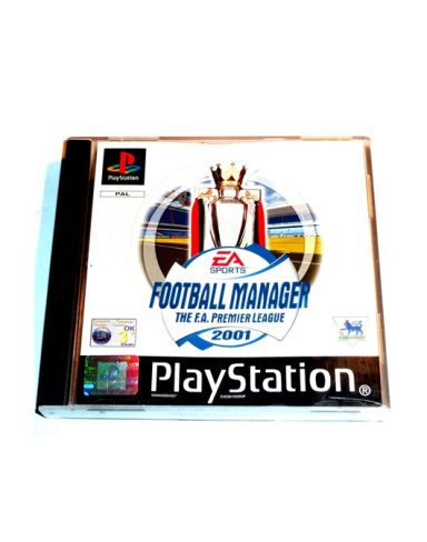 Football manager 2001 The F.A Premiere league