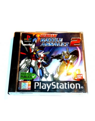 Gundam Battle Assault 2