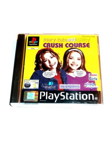 Mary-Kate & Ashley – Crush Course