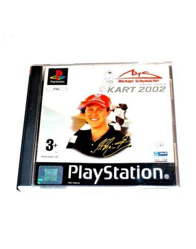 Michael Schumacher's World Kart 2002