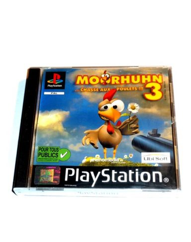 Moorhuhn 3 … chasse au poulets !!!