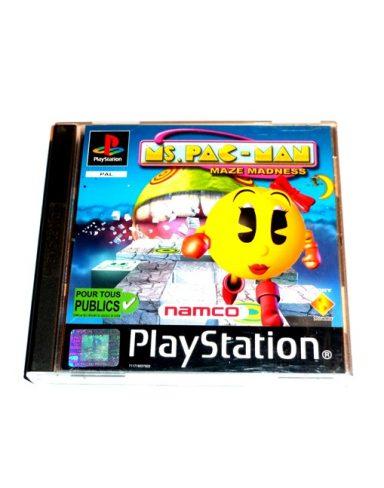 Ms Pac-Man – Maze Madness