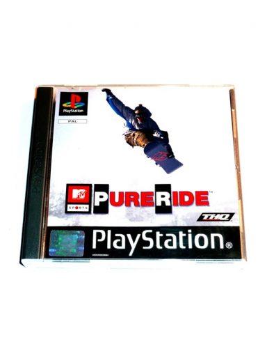 MTV Sports – Pure Ride