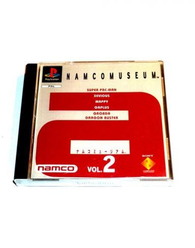 Namco Museum Vol.2