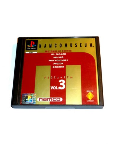 Namco Museum Vol.3