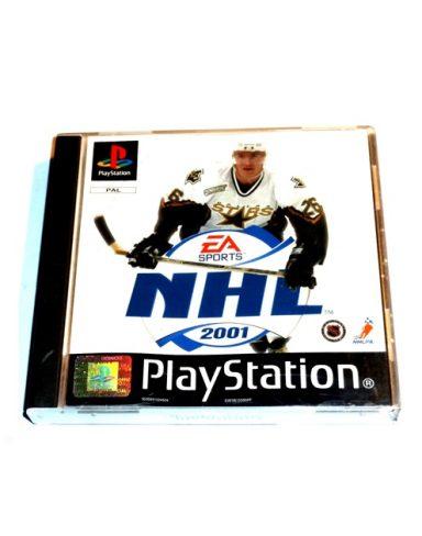 NHL 2001