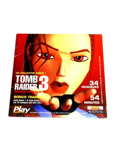 Total Play n°14 – Ost Tomb raider