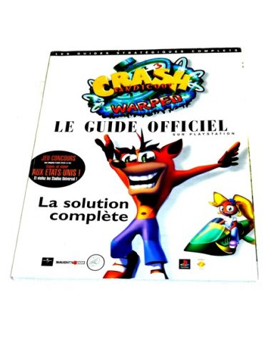 Crash Bandicoot 3 – Warped