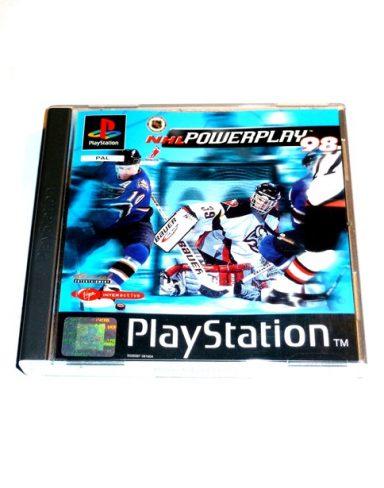 NHL Powerplay 98