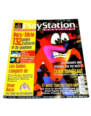 Playstation magazine Hors-Serie N°01
