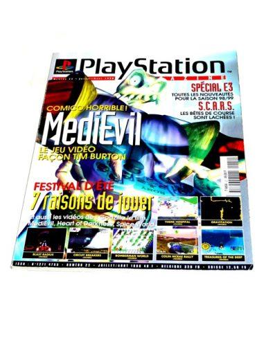 Playstation magazine N°22