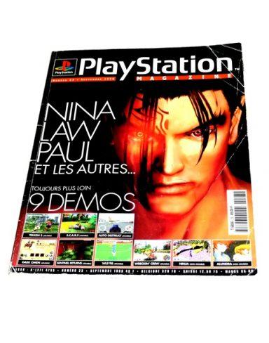 Playstation magazine N°23