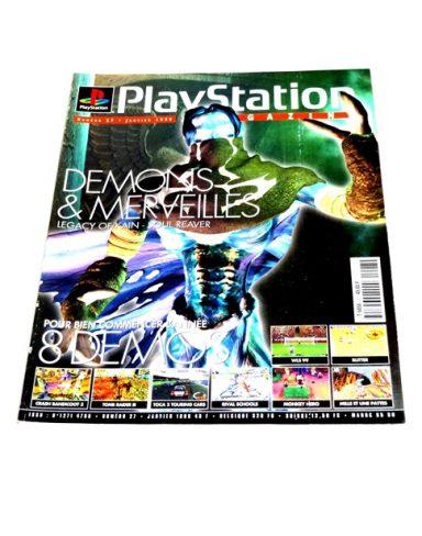 Playstation magazine N°27