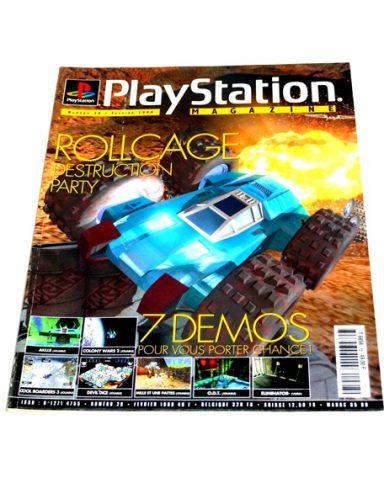 Playstation magazine N°28