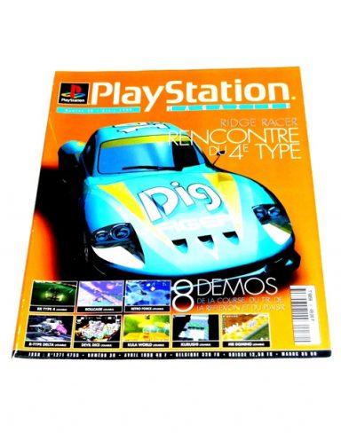 Playstation magazine N°30