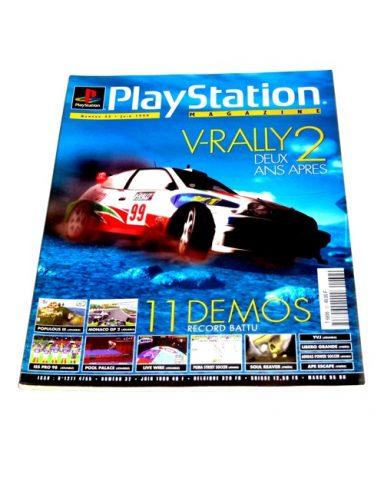 Playstation magazine N°32