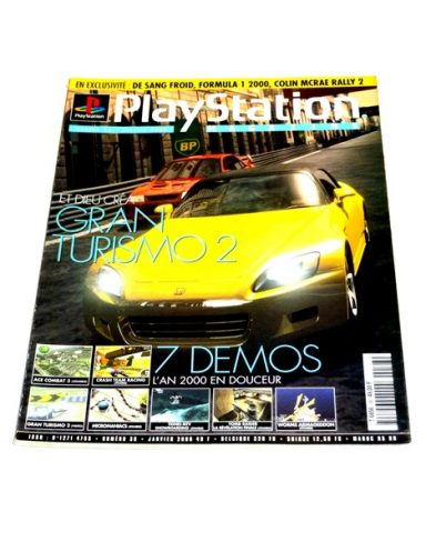 Playstation magazine N°38